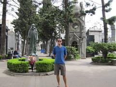 Recoleta Cemetery Square