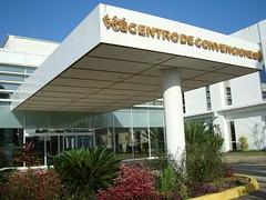 Sede del evento Reto 2009, en Ciudad Guayana