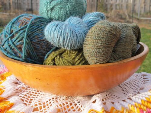 Yarn-y loveliness