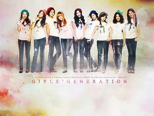 Snsd Girls Generation Wallpaper. Girls#39; Generation [Wallpaper]