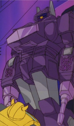 Shockwave Transformers Tv series