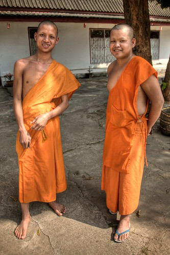 Douang Chan and Bhun Khung