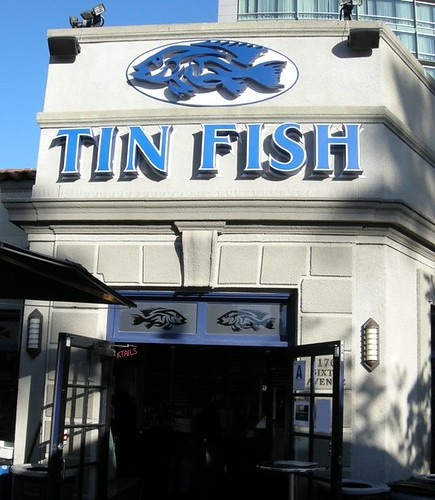 SD Fish Taco Crawl, Stop #2: Tin Fish