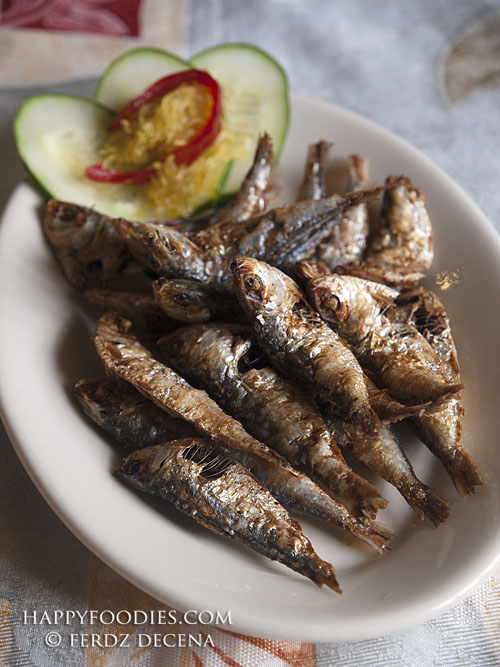Fried Tawilis (P130)