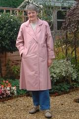 1h - Marlbeck - 58a (Silver Linings) Tags: mac rubber raincoat rainwear rubberised