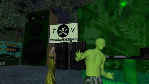alienspeaking zsigmond in second life