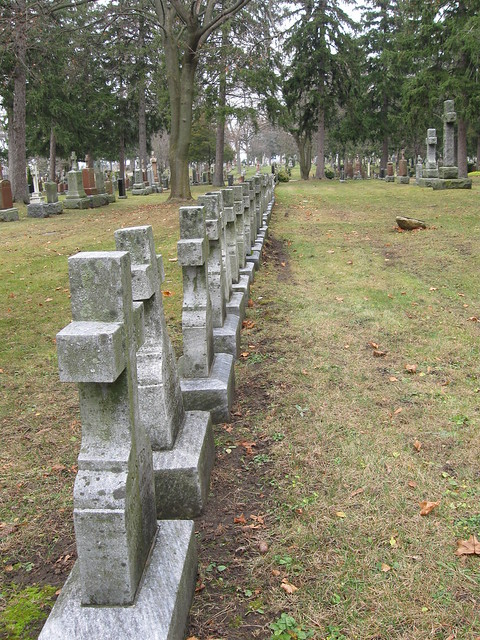 Nun Graves