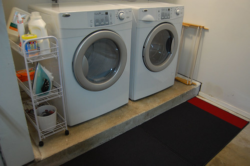 laundry area  after 3