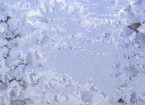Frost on the Window 3