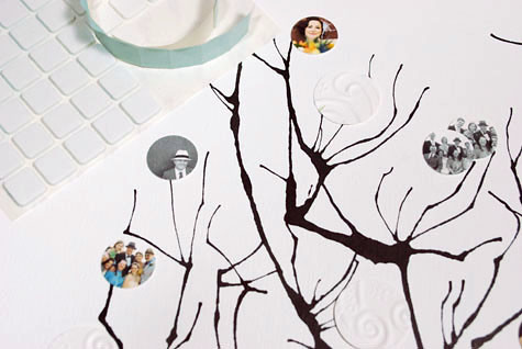 Photo4_Hand Made Crafts Photo Tree