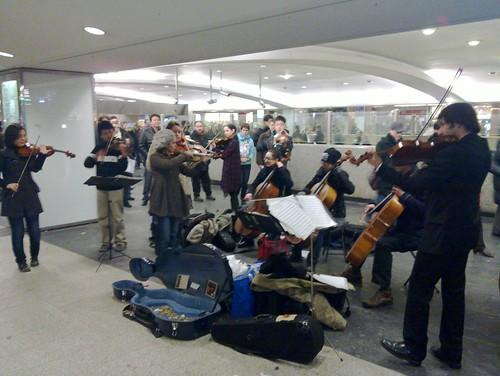 La Défense concerts