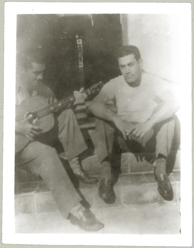 Two guys one guitar