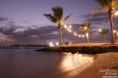(Jasmin Ahmad) Tags: beach long exposure saudi arabia jeddah السعودية بحر جدة طويل تعريض