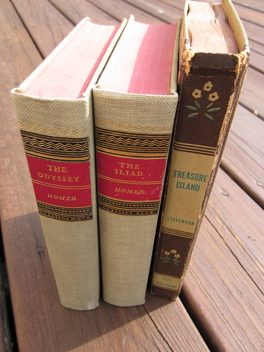 goodwill find: classics!