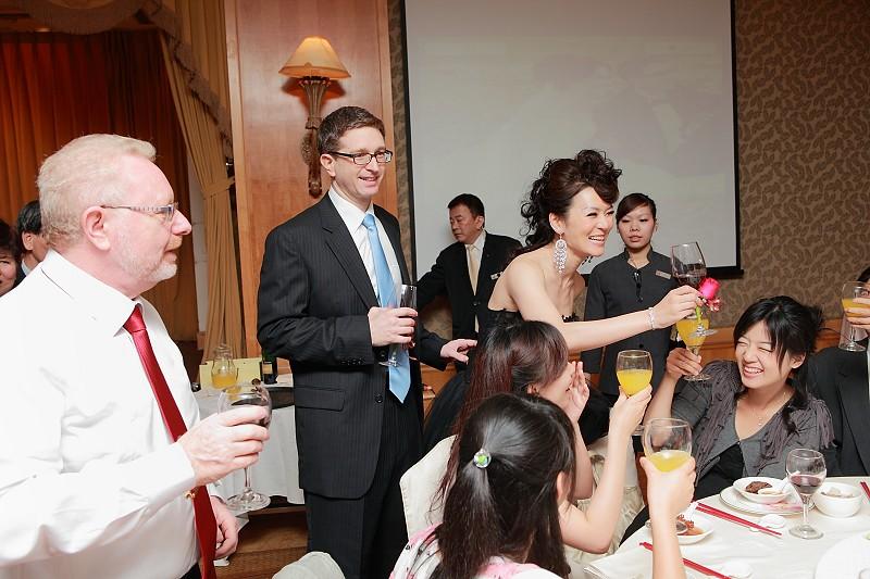 Nate&Roxy婚宴紀錄