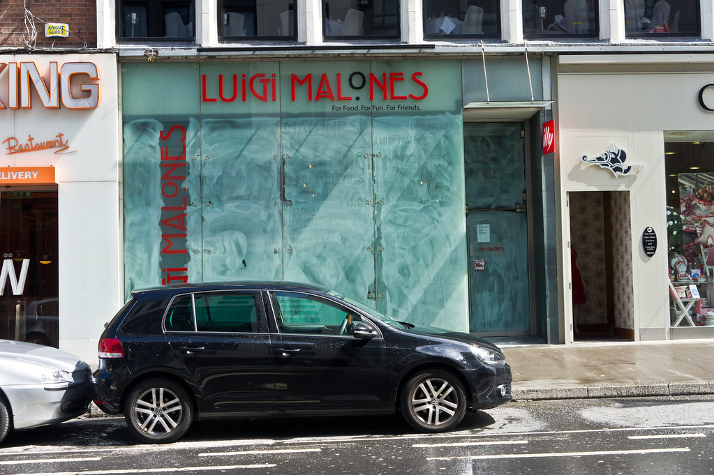 Limerick - Luigi Malones (Closed)