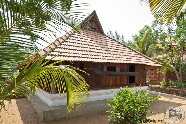 Traditional House @ Dakshinachitra
