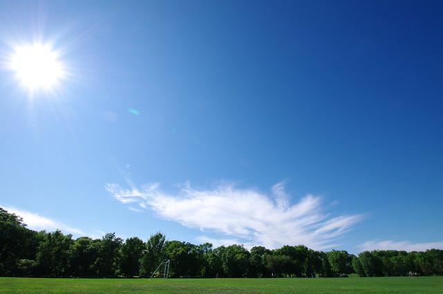 加拿大遊學日記25(Kildonan Park)