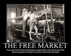 d free market kids demotivator (dmixo6) Tags: money funny motivator humor demotivator demotivation freemarket dugg dmixo6 capitaism