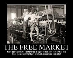 d free market kids demotivator (dmixo6) Tags: money funny motivator humor demotivator demotivation freemarket dugg dmixo6 capitaism