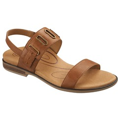 """Aetrex Eileen sandal cognac • <a style=""""font-size:0.8em;"""" href=""""http://www.flickr.com/photos/65413117@N03/32111679144/"""" target=""""_blank"""">View on Flickr</a>"""