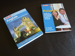 Guides de conversation Berlitz