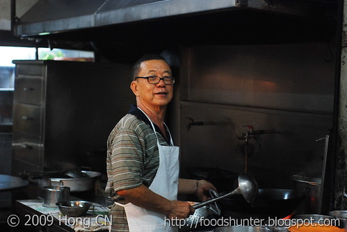 Mr. Fong - Chef (the Expert)