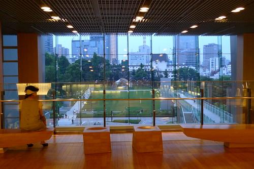 Break at Tokyo Midtown
