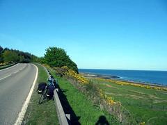 Coastline near Brora, Scotland