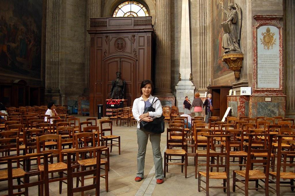Église Saint-Sulpice, Paris 巴黎 聖修爾畢斯教堂