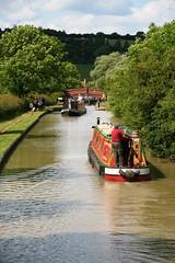 View from Oxford Canal Bridge 115 towards Bridge 114 (Stu.G) Tags: uk england canon canal is unitedkingdom united kingdom oxford usm 1785mm efs warwickshire oxfordcanal f456 canonefs1785mmf456isusm 400d canoneos400d