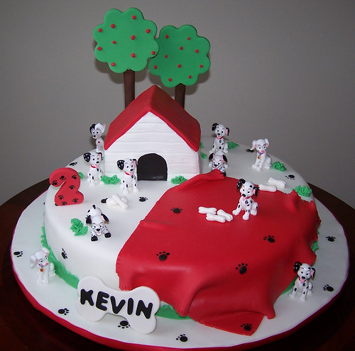 Dalmatians Birthday Cake Pictures