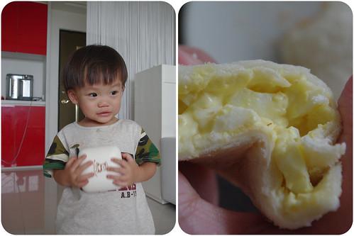 一豆的雞蛋沙拉三明治