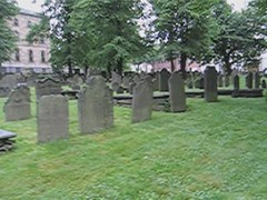 The Old Burial Grounds