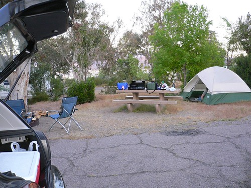 Lake Mead Camping by LauraMoncur from Flickr