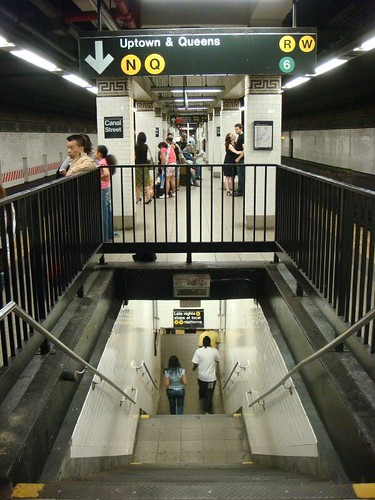 New York City Subway...