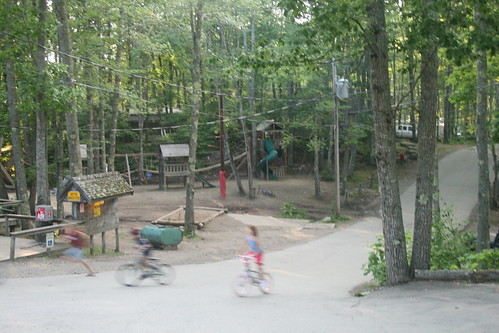 Giant Maine Campground