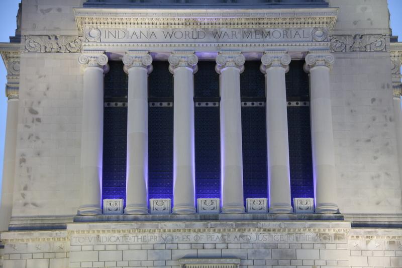 Lit Columns