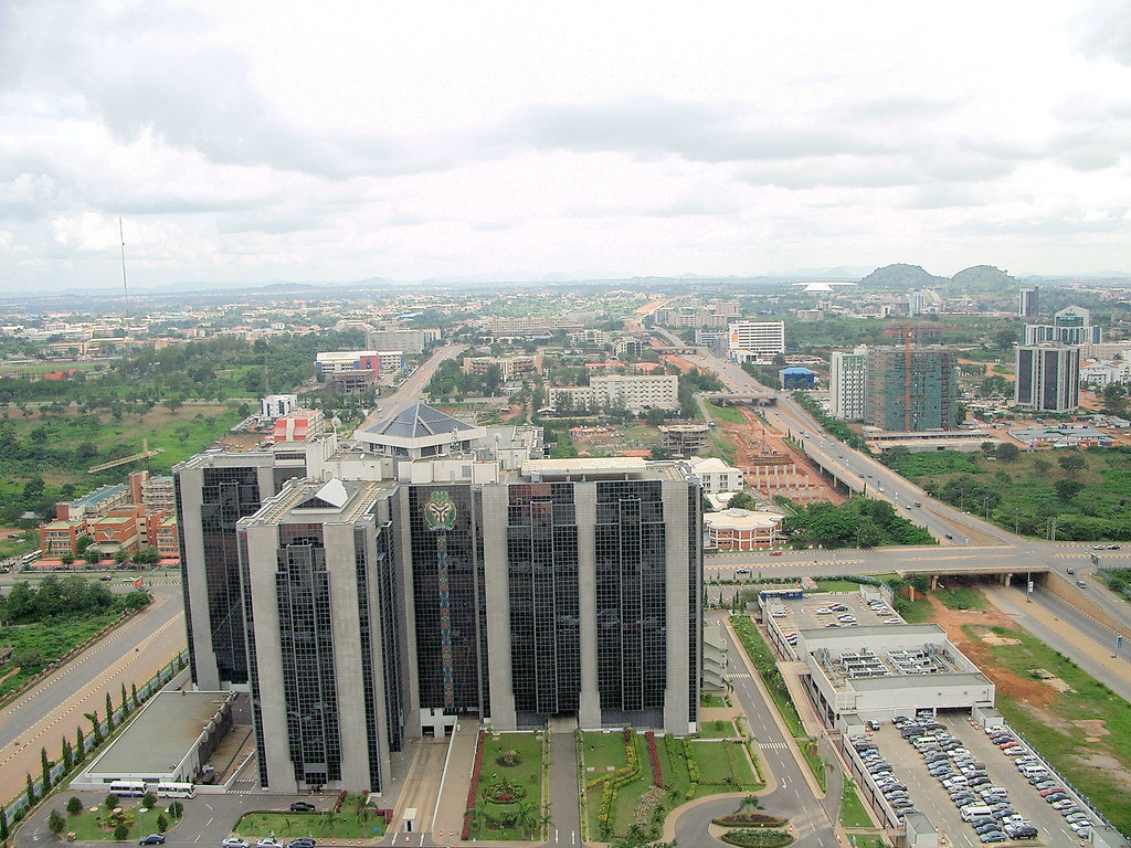 Abuja niger City i havent seen abuja in about