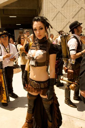 San Diego Comic-Con 2009 - STEAMPUNK