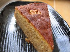 Honey Walnut Cake