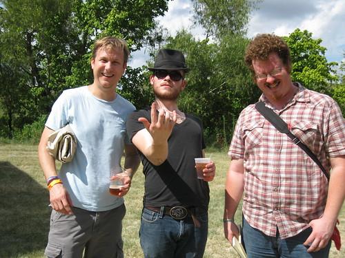 David Cobb, Benjamin Wesley, & Adam Newton