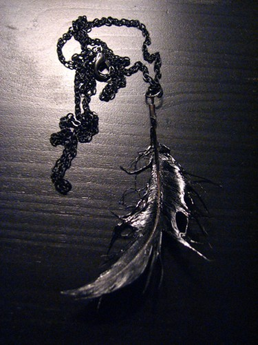 Youth vs. Future feather jewelry 11