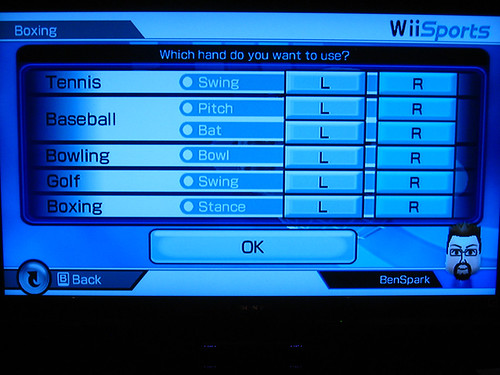 Personal Branding on the Wii