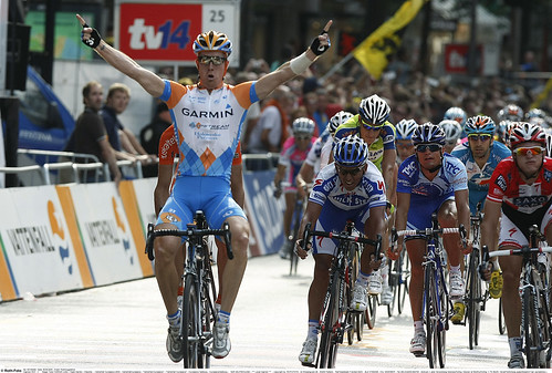 Tyler Farrar - Vattenfall Cyclassics, 2009