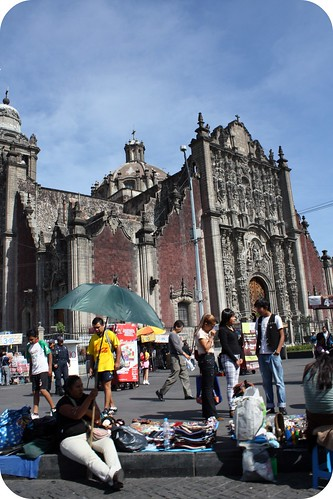 zocolo -Mexico City by you.