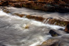 White Water (Just Emi) Tags: ocean longexposure sea white beach water coast rocks waves tasmania tbacg