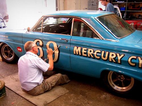 Mercury Comet Cyclone