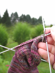 Sock_Knitting at_Kripalu
