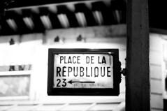 La République (Julia Antonio-A. de Amélie ) Tags: paris france nikon julia amelie francia parís amélie d90 nikond90 aprendizdeamelie
